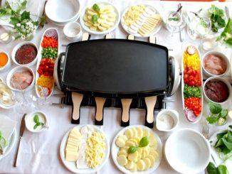 Raclette zu Silvester